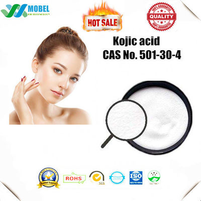 Water Soluble Kojic Acid Cas 501 30 4 Cosmetic Grade For  Skin Whitening Agents