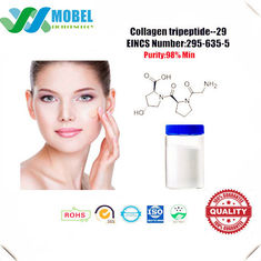 China Collagen Tripeptide 29  98% Purity Cosmetic Peptide For Anti Wrinkle Supplements supplier