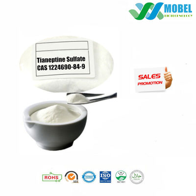 Nootropics Powder Tianeptine Sulfate CAS  1224690-84-9 For Brain Health With 99% Purity Factory Price