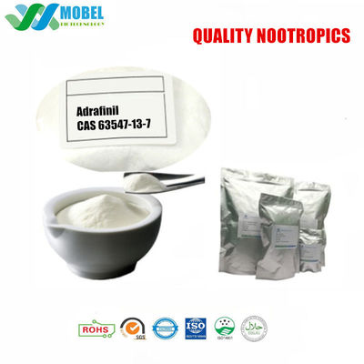 China Adrafinil CAS 63547-13-7 Nootropics Supplements Adrafinil Factory Price Free Shipping supplier