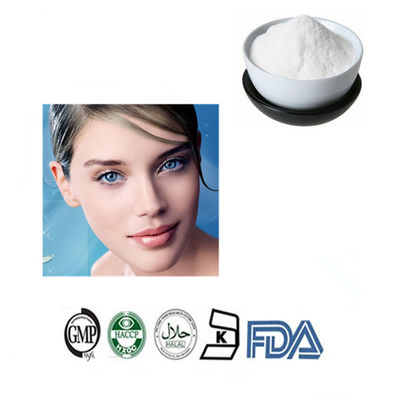 China Pure Hyaluronic Acid Powder HA Low Molecular Weight For Cosmetic Creams And Serums supplier