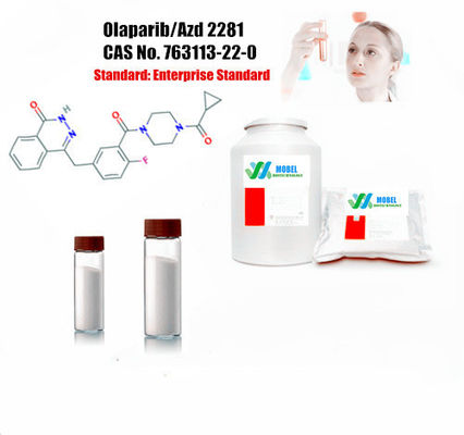 China Olaparib  Azd 2281 CAS 763113 22 0 For Targeted Cancer Therapy USP Standard factory