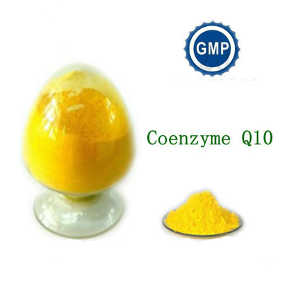 CAS 303-98-0  Coenzyme Q10  Food Grade  for Health Supplements