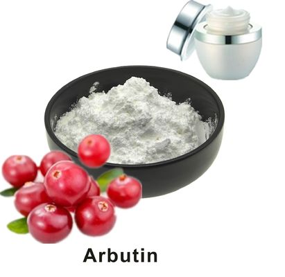 Bearberry Extract Alpha Arbutin CAS 84380-01-8 99% Purity Free Sample